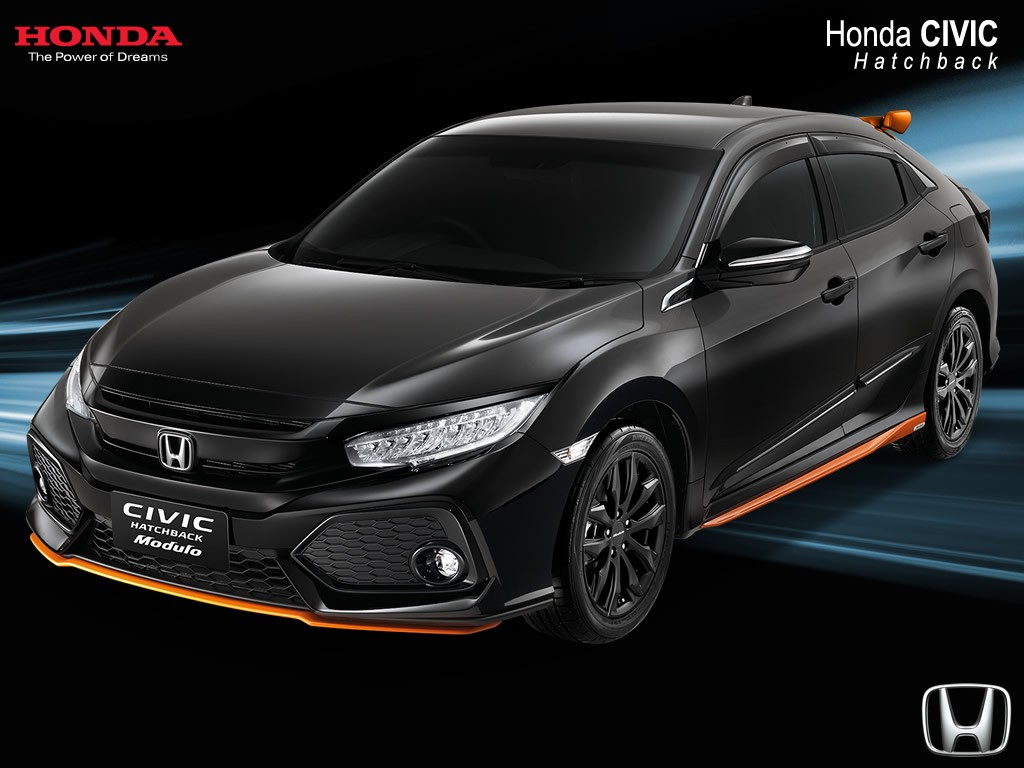 Civic Turbo Hatchback Modulo